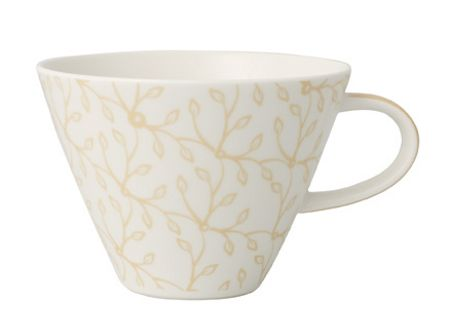 Villeroy & Boch Floral vanille white coffee cup 0.39l