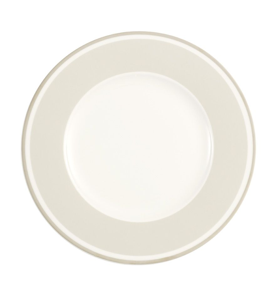 Anmut savannah cream salad plate 22cm