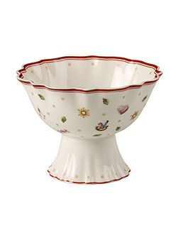 Toy`s Delight Footed Individual bowl 15cm