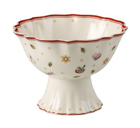 Villeroy & Boch Toy`s Delight Footed Individual bowl 15cm