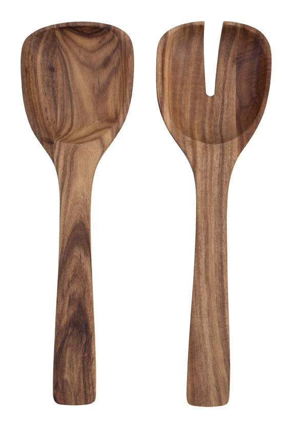 Artesano salad servers. 2pcs