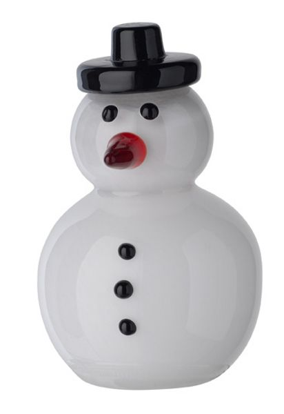 Villeroy & Boch Small snowman ornament
