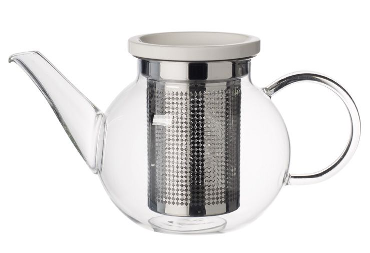 Teapot s with strainer