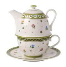 Farmers spring Tea for one, three piece set
