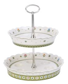 Villeroy & Boch Farmers spring egg tray stand