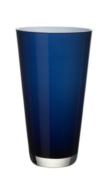 Villeroy & Boch Verso vase midnight sky 250mm.