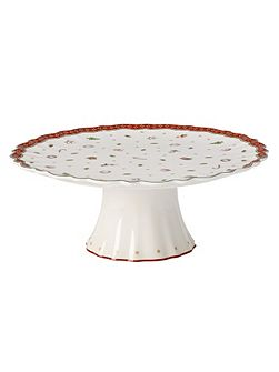Toy`s Delight Footed cake plate 28cm