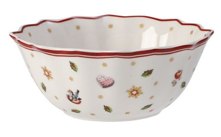 Villeroy & Boch Toy`s delight christmas bowl small 15cm