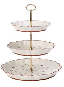 Villeroy & Boch Toys delight cake stand