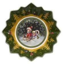 Toy`s Fantasy Sml Bowl Sleigh-ride 16.5cm