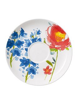 Anmut flowers breakfast cup saucer 17cm