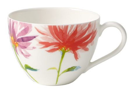 Villeroy & Boch Anmut flowers coffee cup 0.20l