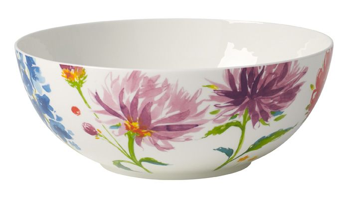 Anmut flowers salad bowl 21cm