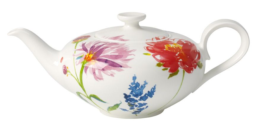 Anmut flowers teapot 6 pers. 1.00l