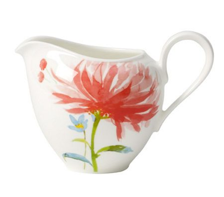 Villeroy & Boch Anmut flowers creamer 6 pers. 0.20l