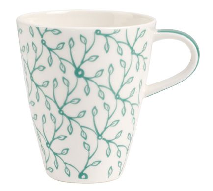 Caffe Club Floral Peppermint Mug 0,35l
