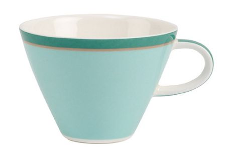 Villeroy & Boch Caffe club uni peppermint coffee cup