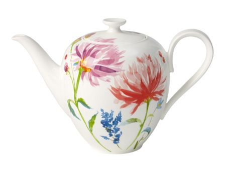 Villeroy & Boch Anmut flowers coffeepot 6pers 1.50l