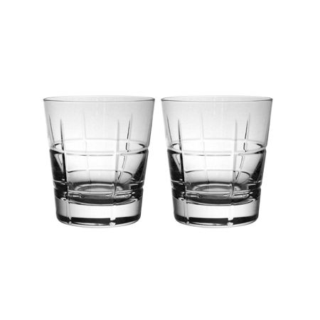 Villeroy & Boch Ardmore club old fashioned 2 piece tumbler set