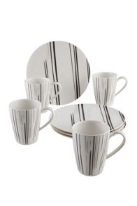 Vivo by v&b. lines up thin coffee set 8pcs