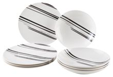 Vivo by v&b. lines up thin dinner set 8pcs.