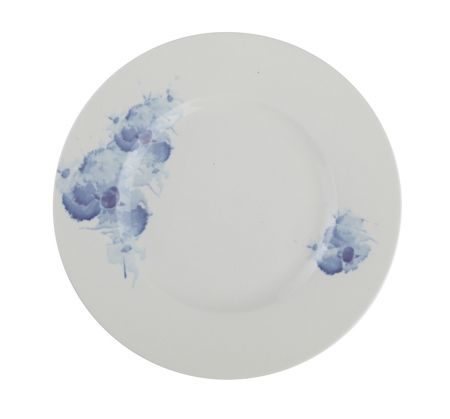 Gallo Gallo by v&b. pansy blue flat plate 27cm