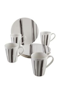 Vivo by v&b. lines up bold coffee set 8pcs