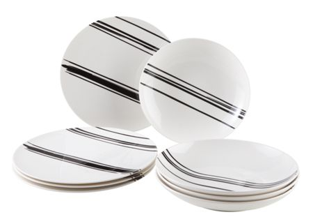 Vivo Vivo by v&b. lines up bold dinner set 8pcs.