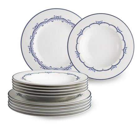 Gallo Gallo by v&b. daily blue dinner set 12pcs.