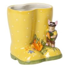 Spring decoration vase boots