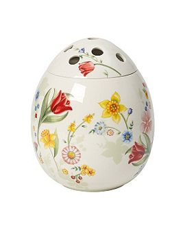 Spring decoration egg vase small