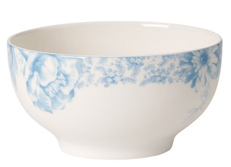 Villeroy & Boch Floreana blue french bowl 0.75l