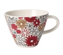 Caf.club fiori coffee cup 0.22l