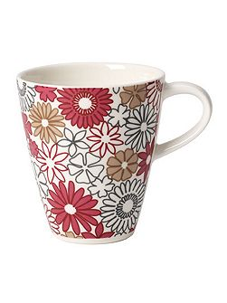 Caf.club fiori mug small 0.20l