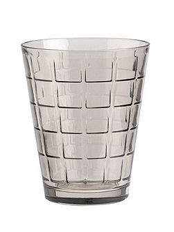 Dressed up water glass quad smoke