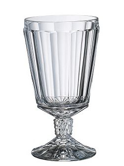 Charleston red wine goblet
