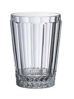 Charleston water glass