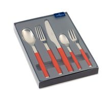 S+ chili cutlery set 5pcs