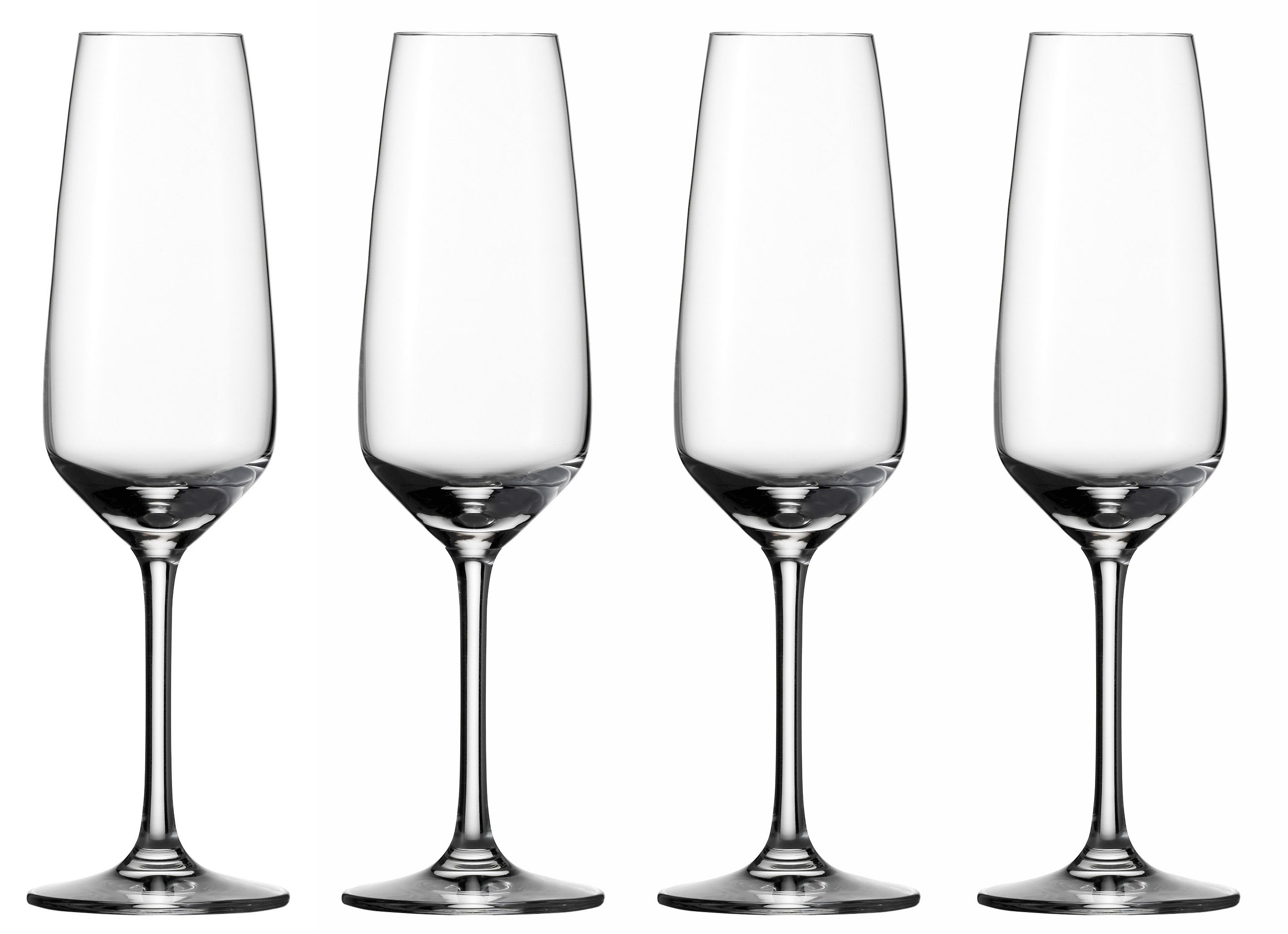 Image of Vivo by Villeroy & Boch 4 voice basic champagne flutes
