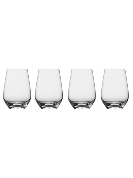 Vivo Vivo by v&b. voice basic highball tumblers x4 - House of Fraser