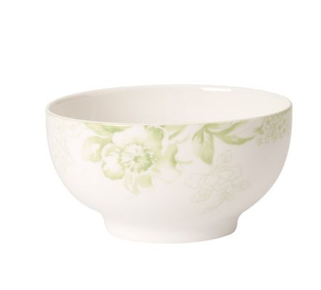 Villeroy & Boch Floreana green french bowl 0.75l