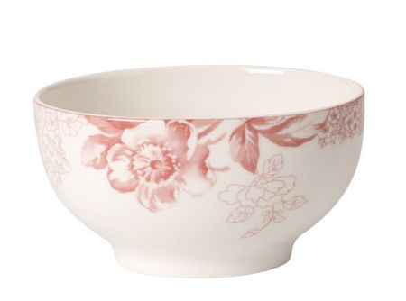 Villeroy & Boch Floreana red french bowl 0.75l