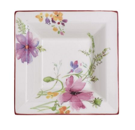 Villeroy & Boch Mariefleur gifts square bowl