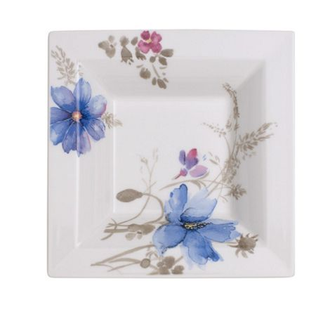 Villeroy & Boch Mariefleur gris gifts square bowl