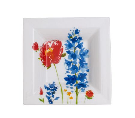 Villeroy & Boch Anmut flower gifts square bowl