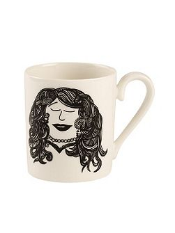 Little gallery mugs victoria mug 0.25l