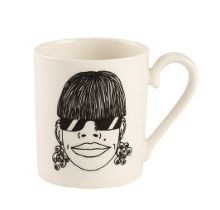 Little gallery mugs violetta mug 0.25l