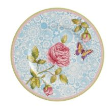 Villeroy & Boch Rose cottage salad plate 22cm