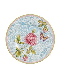 Rose cottage salad plate 22cm