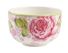 Rose cottage pink tea cup 0.37l